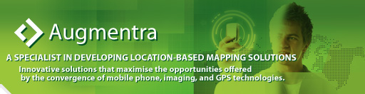 Augmentra - A specialist in developing location-based mapping solutions